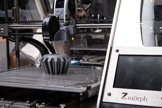 Wydruki 3D w branży motoryzacyjnej